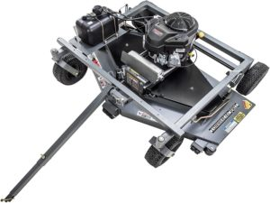 Swisher FC14566CPKA is the best atv pull behind mower.