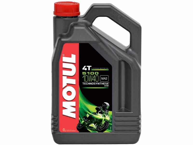 Motul ATV oil