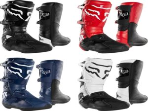Different boots models tested to find the best ATV boots