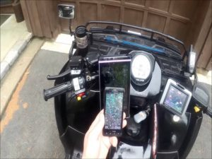 Testing 3 different gps models to find the best ATV gps